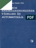 Bendes Boromissza Kovács Póka Villamos Energiarendszer Védelme És Automatikája 1974