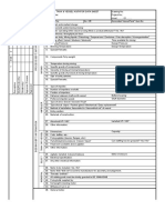 Tank and Vessel Agitator Sheet