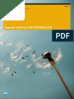 HANA S4 1709 upgrade guide.pdf