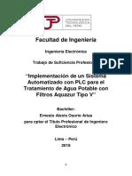 Ernesto Osorio_Trabajo de Suficiencia Profesional_Titulo Profesional_2018