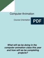 Intro to Animation