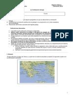 Prueba Civilización Griega 7º Básico
