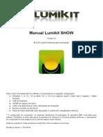 Manual Lumikit SHOW Versão 5.5 (Br)