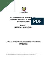 Buku I Naskah Akademik Pulmonologi Dan Kedokteran Respirasi (Juni 2014)_Cvr LAM-PTKes