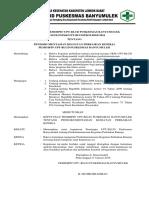 Sk 052 Pendokumentasian Kegiatan Perbaikan Kinerja