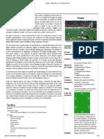 Breve Descripción Del Rugby y Sus Nociones Fundamentales