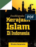 Ensiklopedia Kerajaan Islam Di Indonesia