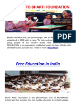 Bharti Foundation | Free Education in India