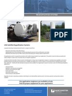LNG Cryo Regas System