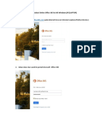 Panduan Instalasi Online Office 365 ke MS Windows.pdf