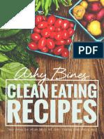 Ashy Bines Recipe Book Cedp