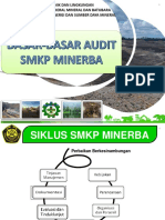 Dasar-dasar Audit Smkp