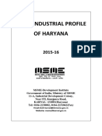 State Profile Haryana