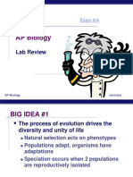 Ppt. AP Bio_ Review of All Labs