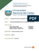 Informe de La Quebrada Aviyay Final