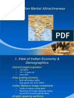 Indian Market Attractiveness Adya