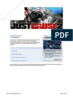 Just Cause 2 IGN - Guide