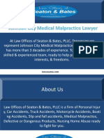 Johnson City Medical Malpractice Lawyer