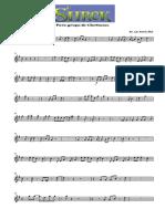 Shrek Partitura General Clarinete 1
