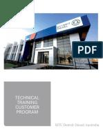 MTUDDA External Training Program