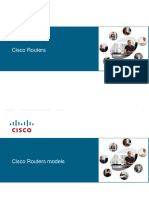 10- Introduction to Cisco Routers and Operating Systems