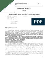 Curs 2 PsihoMed - Modelul Bio-psiho-social