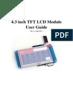 4inch3 TFTLCD Module UG