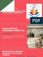 petals children hospital.pptx