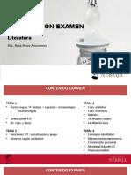 Preparación examen