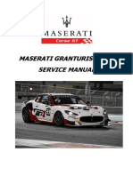 Sevice manual Maserati