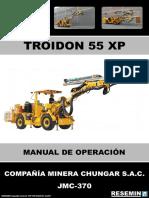 MANUAL DE OPERACIÓN TROIDON 55 XP JMC-370.pdf