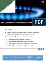 NOx Burner Control