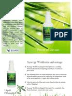 Chlorophyll - English Version