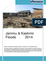 23.09.2014 J&K Floods Assessment Report Version II (1)
