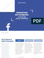 [4.0] Marketing No Facebook - O Guia Da Rock Content