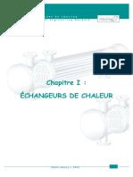 Echangeur Thermique Chapitre 1