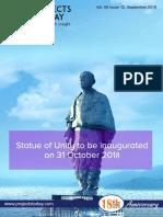 Pt Mag Statue of Unity Sep 2018
