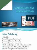 Caring Keperawatan