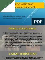 Neo classicismo