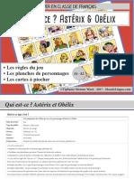MondoLinguo Quiestce Asterix