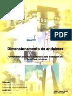 Dimensionamento de Andaimes.pdf