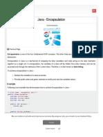 Www Tutorialspoint Com Java Java Encapsulation Htm