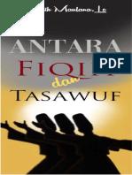 Antara Fiqh Dan Tassawuf