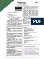 16. Ley Nro 29675 _Ley Que Modifica Diversos Artículos de Código Penal Sobre Delitos Contra La Salud Pública