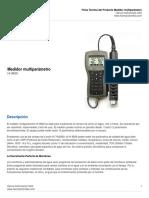 Hanna Instruments Multiparametro