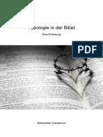 Typologie in der Bibel