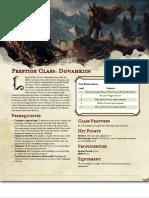 Prestige Class - Dovahkiin _ GM Binder