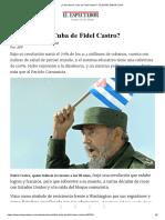 ¿Cómo Fue La Cuba de Fidel Castro_ - ELESPECTADOR.com