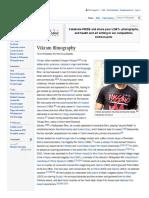 En Wikipedia Org Wiki Vikram Filmography
