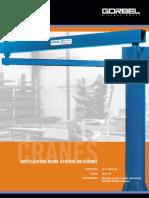 Gorbel Articulating Jib Crane Brochure